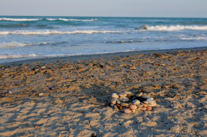 Playa Corinto Malvarrosa Sagunto Valencia Playas De La Comunidad Valenciana