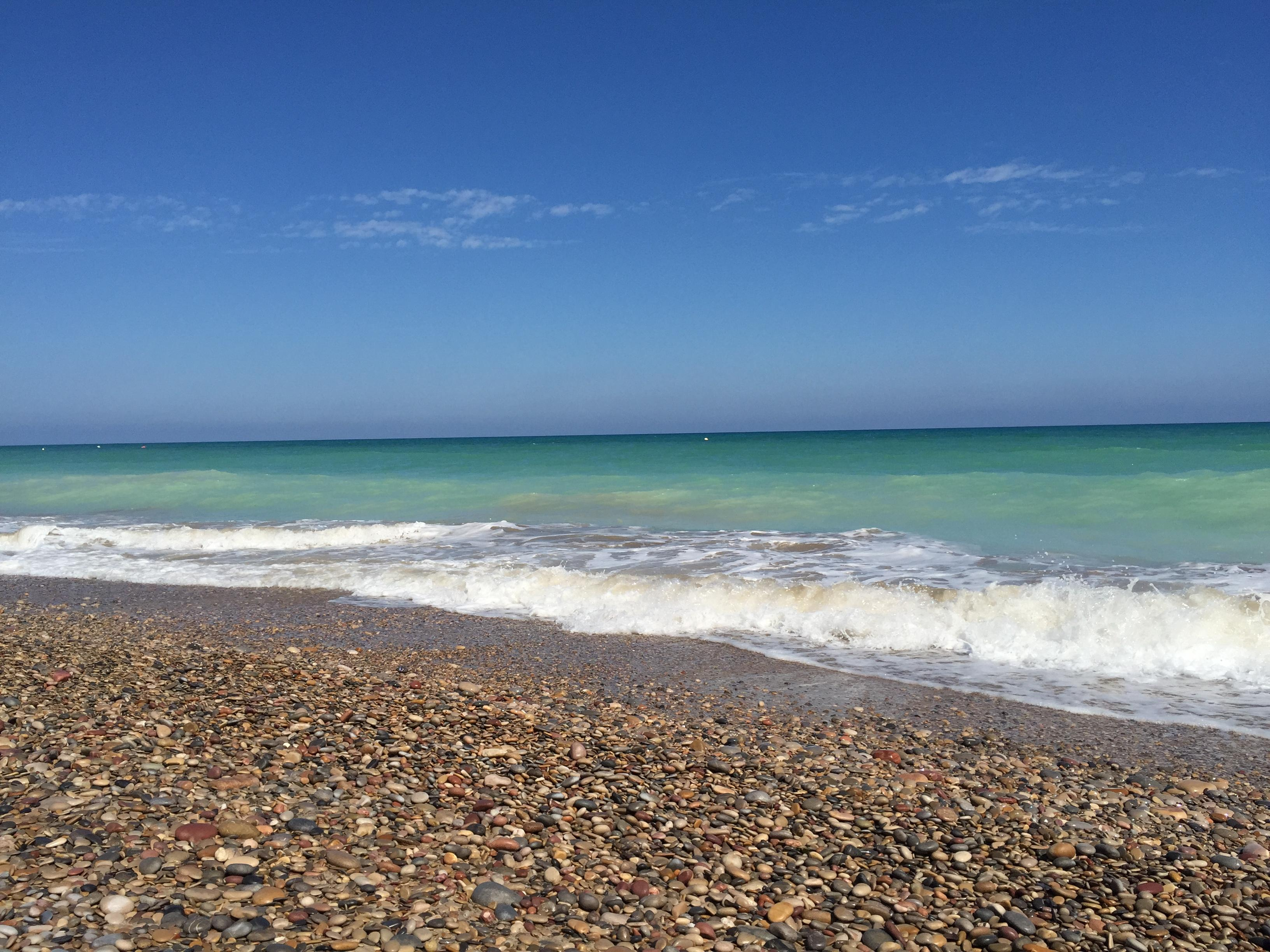 playa casa blanca almenara castell n playas de la